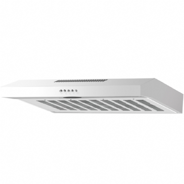 CULINA 60CM EXTRACTOR HOOD WHITE